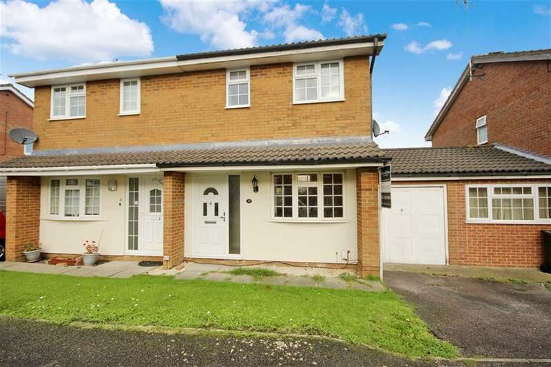 3 Bedrooms Semi Detached House for sale in Gifford Road, Stratone Village