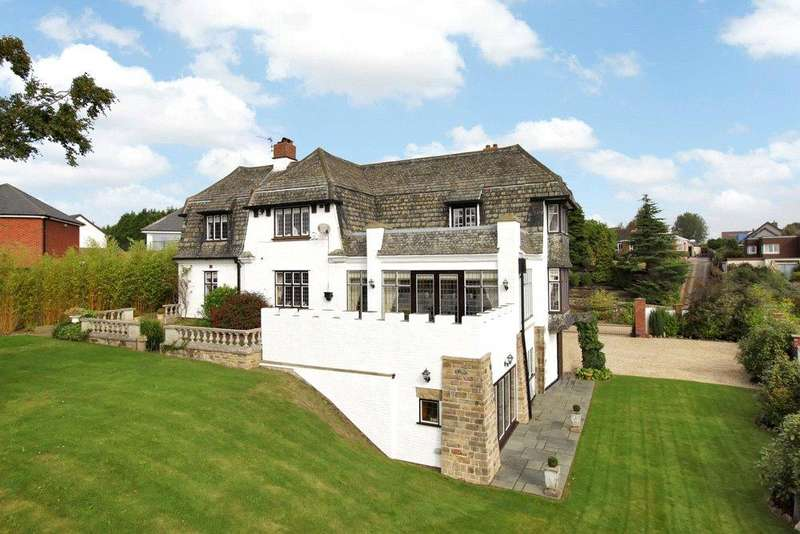 5 Bedrooms Detached House for sale in Burton-on-Trent, Staffordshire