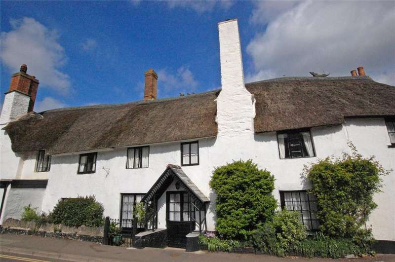 4 Bedrooms House for sale in High Street, Porlock, Minehead, Somerset, TA24