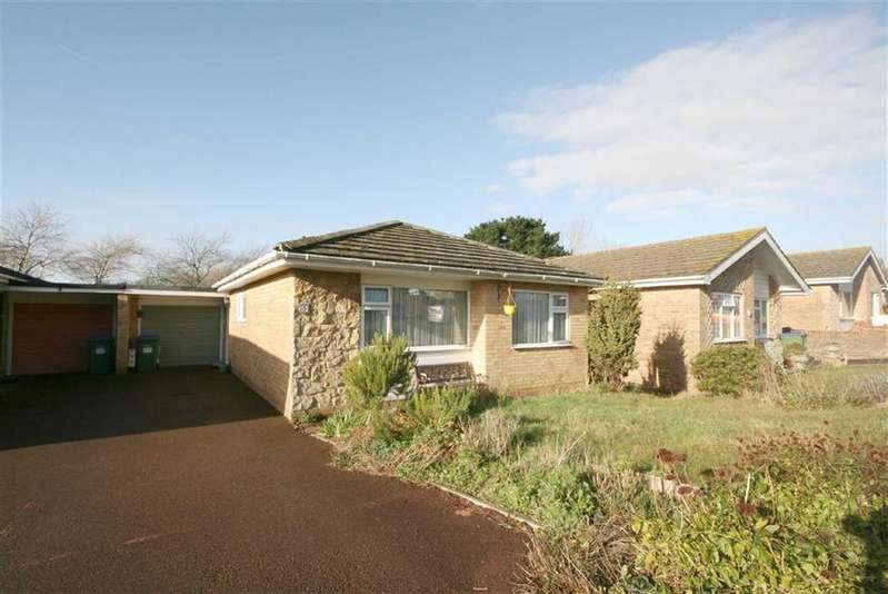 3 Bedrooms Detached Bungalow for sale in Cavendish Close, Telscombe Cliffs, Peacehaven