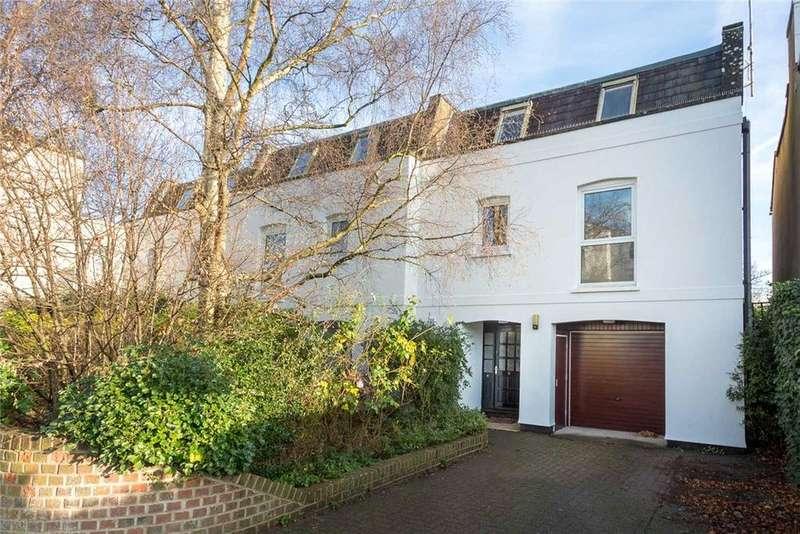 4 Bedrooms Semi Detached House for sale in Trafalgar Street, Cheltenham, Gloucestershire, GL50
