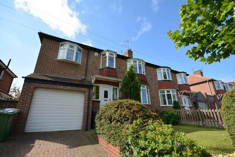 4 Bedrooms Semi Detached House for sale in 77 Queen Alexandra Road, Sunderland