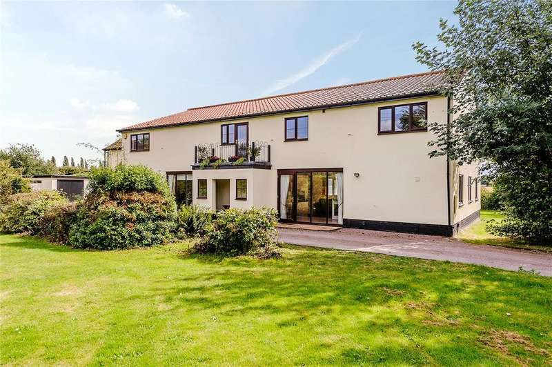 7 Bedrooms Detached House for sale in Cranley Green, Eye, Suffolk
