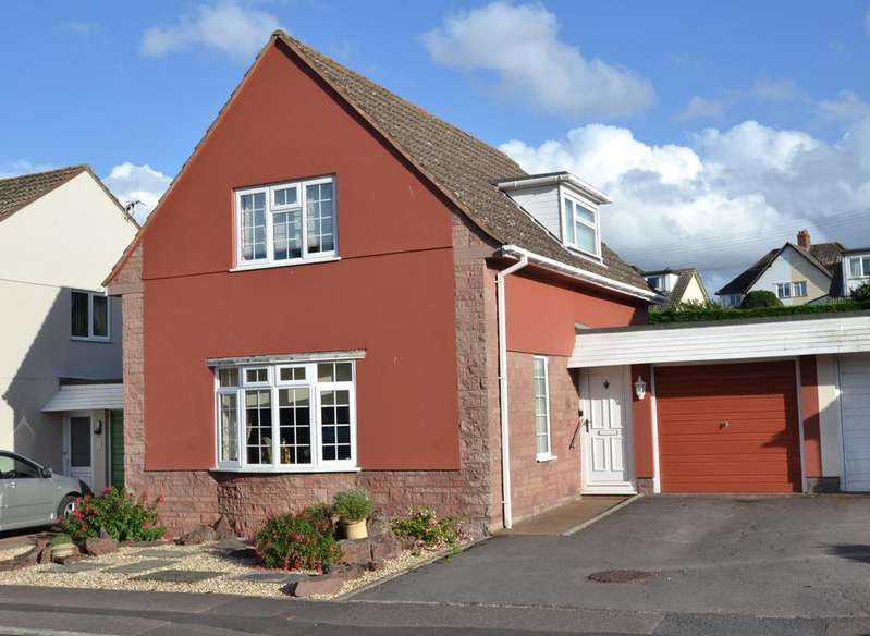 2 Bedrooms Detached House for sale in Castle Mead, Washford