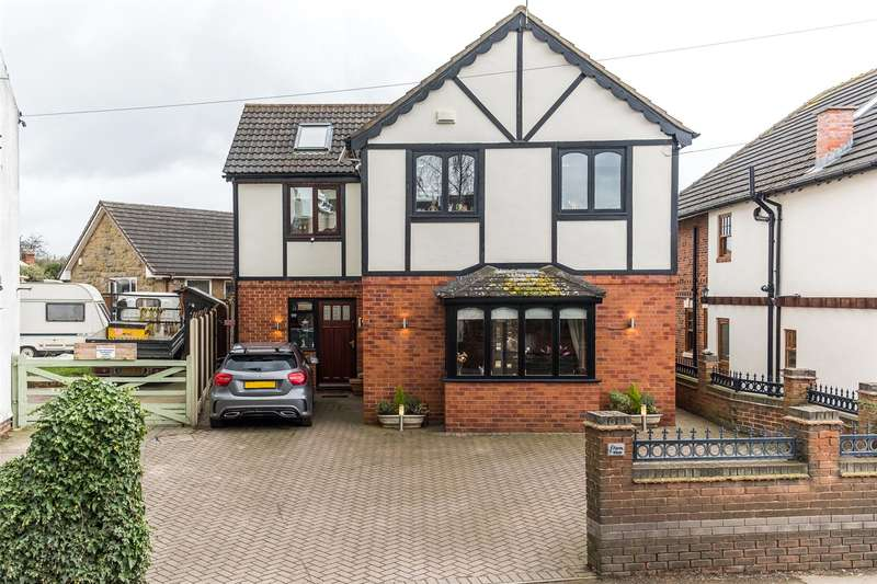 3 Bedrooms Detached House for sale in Top Road, Barnby Dun, Doncaster, DN3