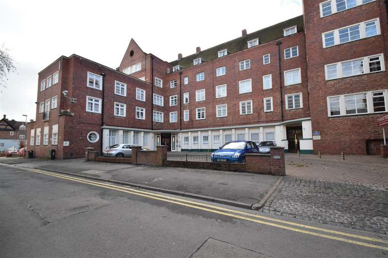 1 Bedroom Flat for sale in Norbury House, Droitwich