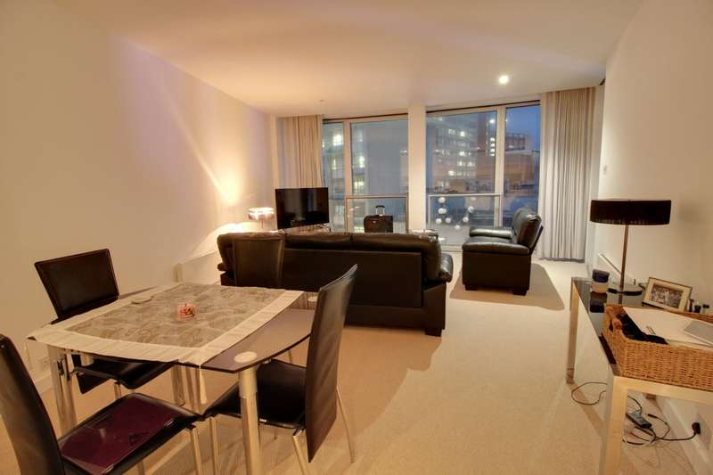 2 Bedrooms Flat for rent in Rotunda, New Street