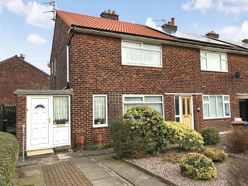 2 Bedrooms Town House for sale in Coniston Avenue, Little Hulton, Manchester, M38 9NZ