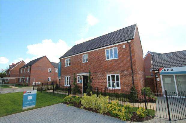 4 Bedrooms Detached House for sale in Saxon Fields, Blofield, Norfolk