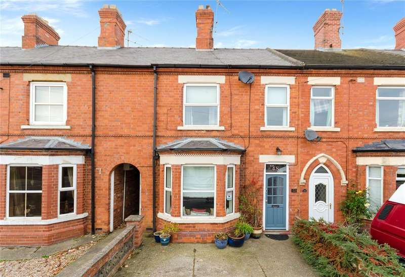 4 Bedrooms House for sale in Grantham Road, Sleaford, Lincolnshire, NG34