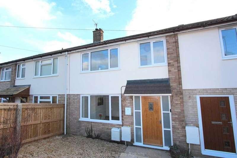 3 Bedrooms Terraced House for sale in Heathfield Road, Farmhill