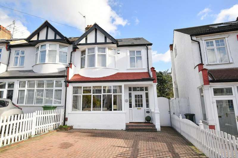 5 Bedrooms End Of Terrace House for sale in Forde Avenue, Bromley