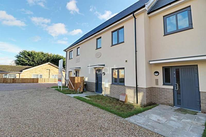 3 Bedrooms End Of Terrace House for sale in Colchester