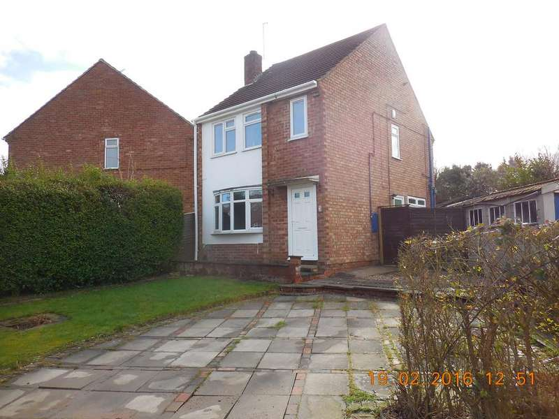 3 Bedrooms Detached House for rent in Serlby Road, Newthorpe NG16