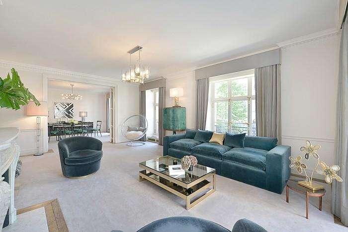 4 Bedrooms Flat for rent in Portland Place, Marylebone, London, W1, W1B