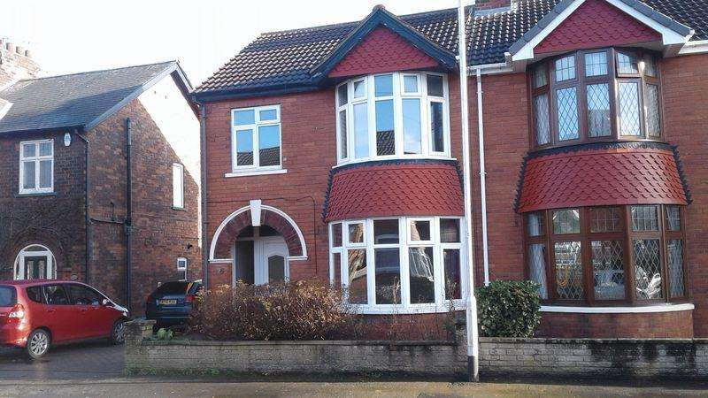 3 Bedrooms Semi Detached House for rent in Brant Road, Scunthorpe