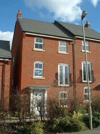 5 Bedrooms Town House for sale in Hornby Road, Hamilton, Leicester
