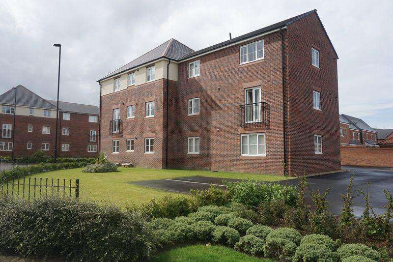 2 Bedrooms Flat for rent in Ridley Gardens, Earsdon View