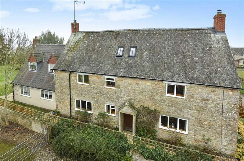 4 Bedrooms Country House Character Property for sale in Church Row, Hinton Parva, Wiltshire