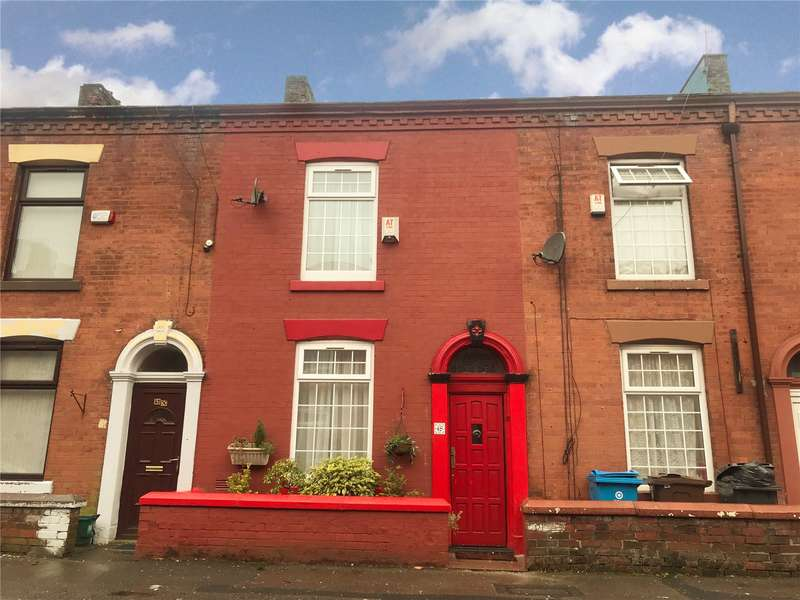 2 Bedrooms Terraced House for sale in Hanson Street, Clarksfield, Oldham, Greater Manchester, OL4