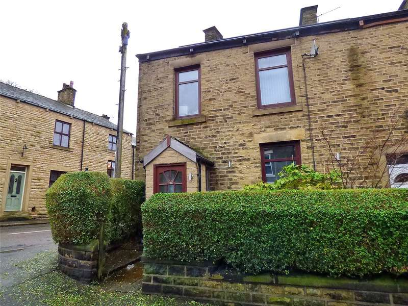 3 Bedrooms End Of Terrace House for sale in St Marys Road, Glossop, SK13