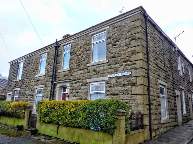 3 Bedrooms End Of Terrace House for sale in Marsden Square, Haslingden, Rossendale, Lancashire, BB4