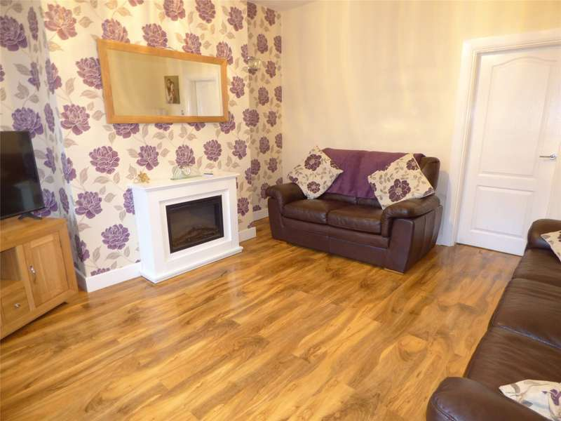 2 Bedrooms Terraced House for sale in Coomassie Street, Heywood, Greater Manchester, OL10