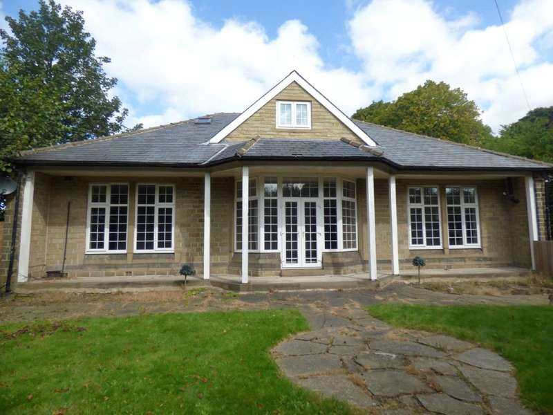 5 Bedrooms Detached House for sale in Greenhead Road, Huddersfield, West Yorkshire, HD1
