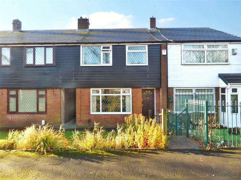 3 Bedrooms Terraced House for sale in Crabtree Road, Derker, Oldham, Lancashire, OL1