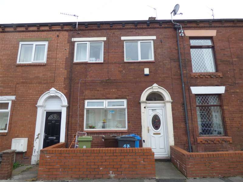 3 Bedrooms Terraced House for sale in Esther Street, Greenacres, Oldham, Greater Manchester, OL4
