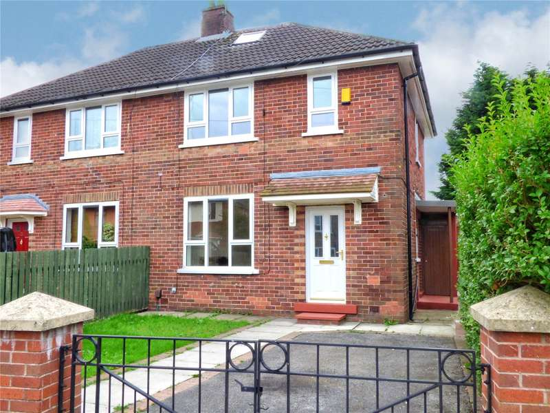 2 Bedrooms Semi Detached House for sale in Greave Avenue, Rochdale, Greater Manchester, OL11