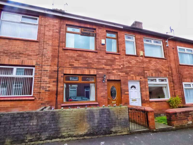 2 Bedrooms Terraced House for sale in Houghton Street, Royton, Oldham, OL2