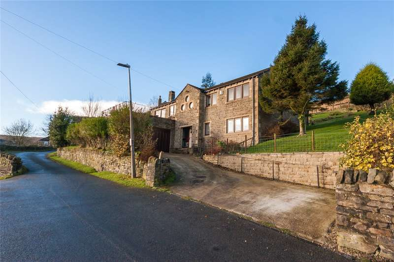 4 Bedrooms Detached House for rent in Old Mount Road, Marsden, Huddersfield, West Yorkshire, HD7