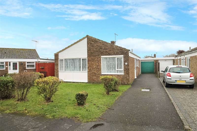 2 Bedrooms Detached Bungalow for sale in The Estuary, Littlehampton, West Sussex, BN17