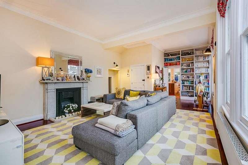 3 Bedrooms Flat for sale in Glazbury Road, West Kensington, London, W14