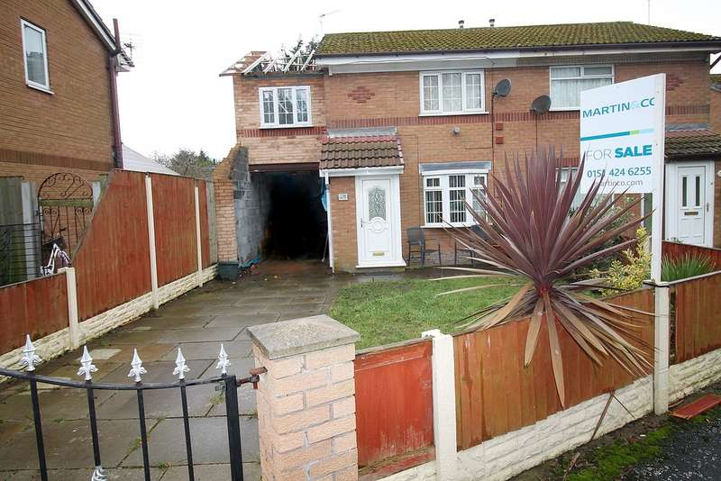 2 Bedrooms Semi Detached House for sale in Ann Street West, Widnes WA8