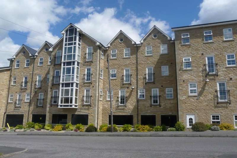 2 Bedrooms Apartment Flat for sale in Apartment 22, Old Souls Mill, Wood Street, Bingley