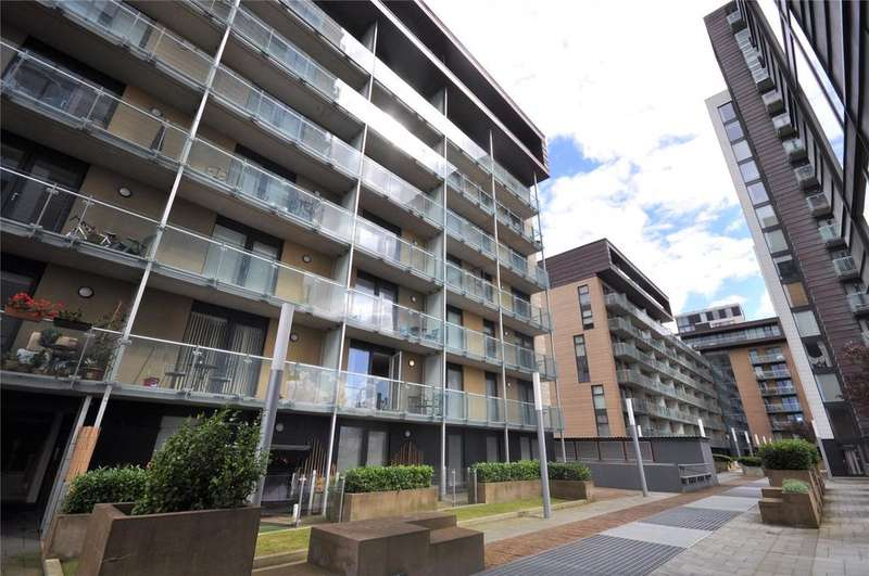 1 Bedroom Flat for sale in Flat 2/4, 357 Glasgow Harbour Terraces, Glasgow Harbour, Glasgow, G11