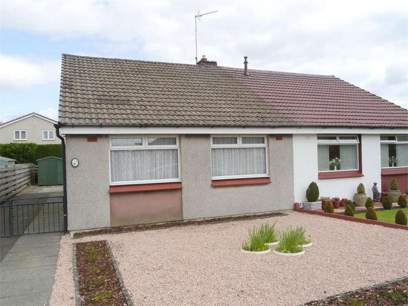 2 Bedrooms Semi Detached Bungalow for rent in 4 Argyll Road, Kinross, Kinross-shire