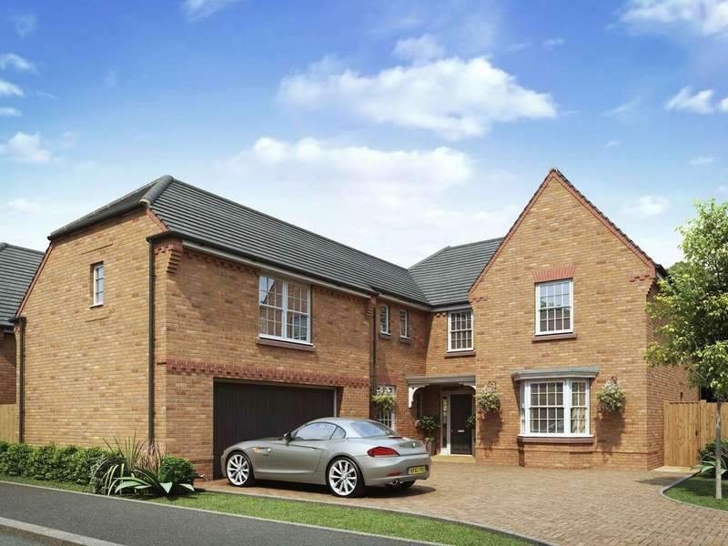 5 Bedrooms Detached House for sale in Bollin Park, Adlington Road, Wilmslow