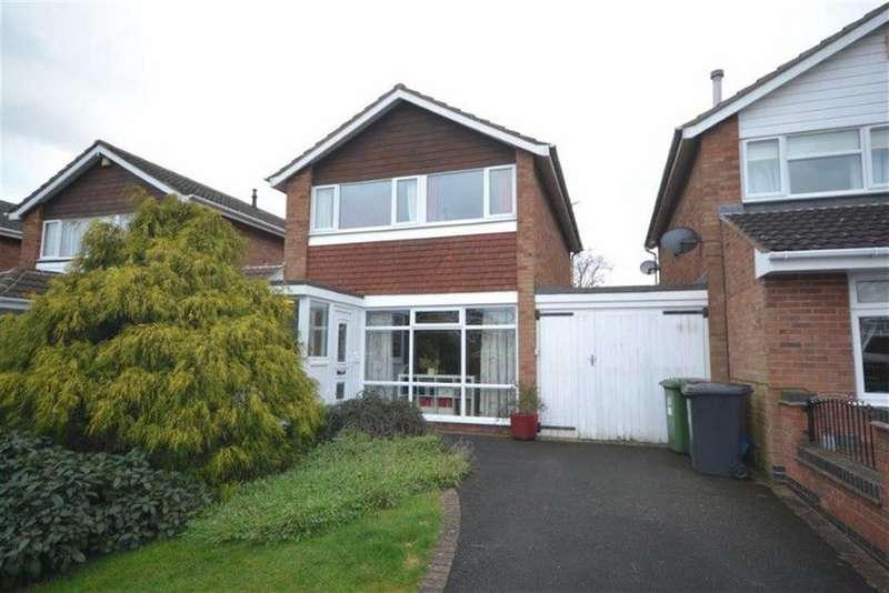 3 Bedrooms Detached House for sale in Arran Close, Glendale Estate, Nuneaton