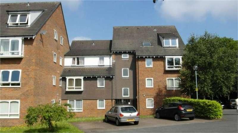 1 Bedroom Flat for sale in Bracken Park Gardens, Wordsley, Stourbridge, West Midlands
