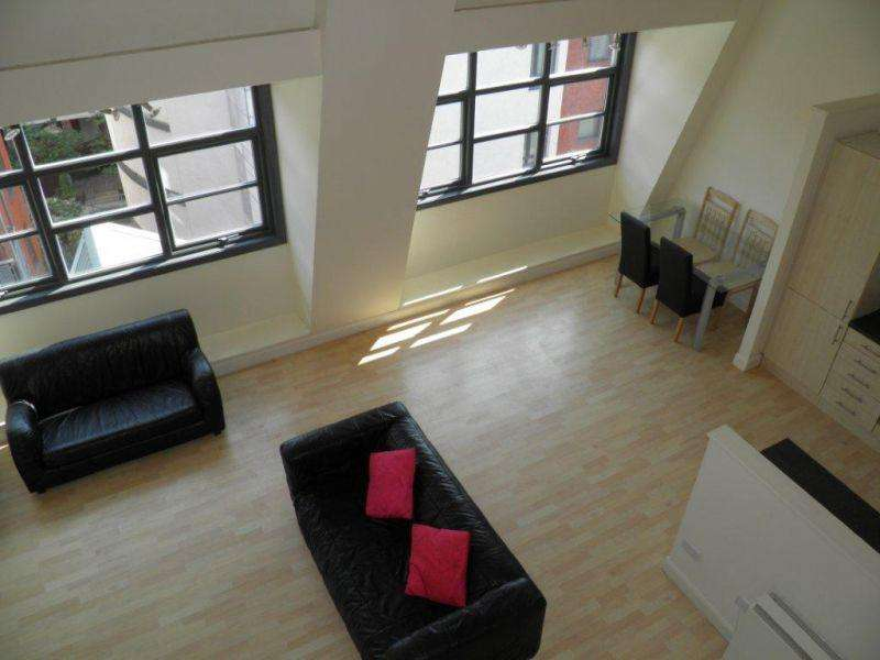 3 Bedrooms Apartment Flat for rent in The Tobacco Factory, 30 Ludgate Hill, Red Bank