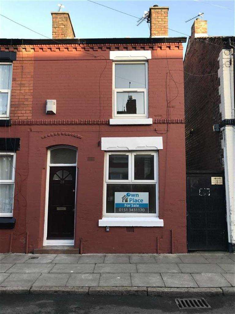 2 Bedrooms Terraced House for sale in St Ives Grove, Liverpool