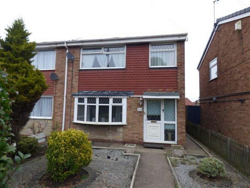 3 Bedrooms Semi Detached House for sale in Wawne Road, Hull, East Yorkshire, HU7