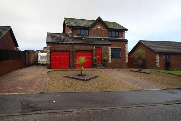 3 Bedrooms Detached House for sale in 8 Findhorn Road, Inverkip, PA16 0HX