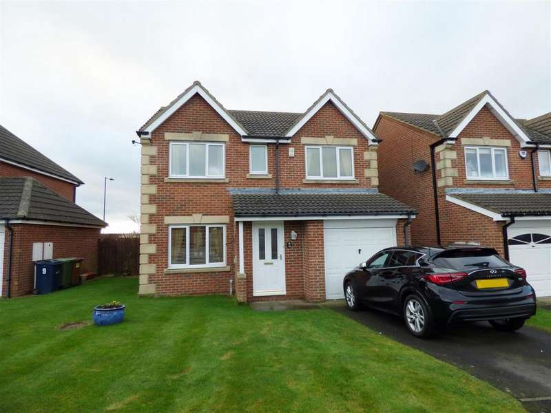 4 Bedrooms Detached House for sale in Torrington Close, Houghton Le Spring