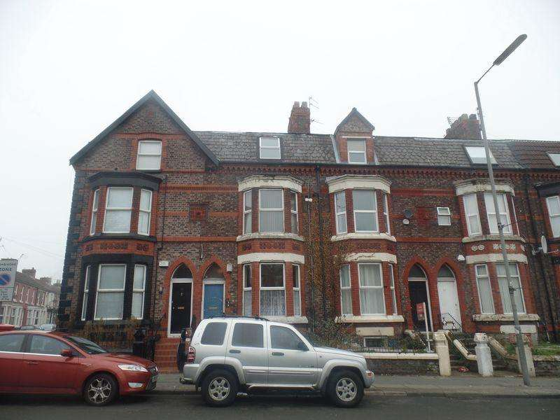 2 Bedrooms Flat for sale in 53a 53b Rocky Lane, Liverpool