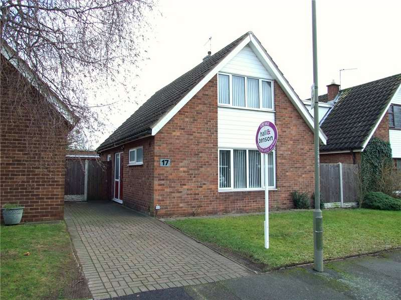 3 Bedrooms Detached Bungalow for sale in Ingle Close, Spondon, Derby, Derbyshire, DE21