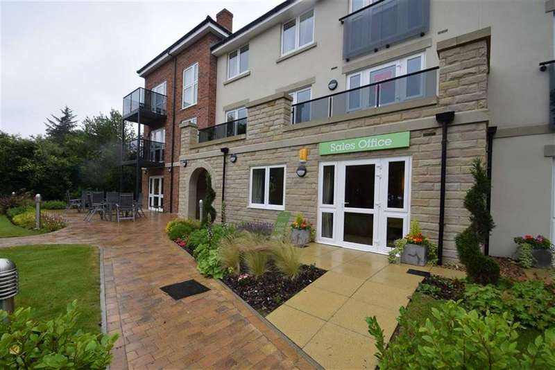 1 Bedroom Retirement Property for sale in Martongate, Bridlington, East Yorkshire, YO16